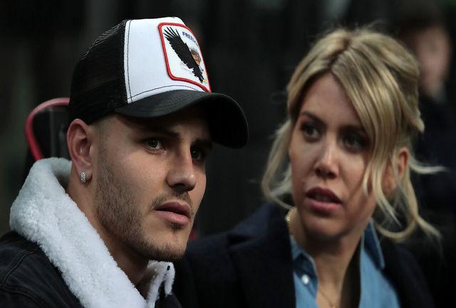 مدیر ورزشی اسبق اینتر: ایکاردی باید همسرش را طلاق دهد