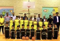 افتتاح رسمی کانون استعدادیابی بسکتبال در بندر خمیر