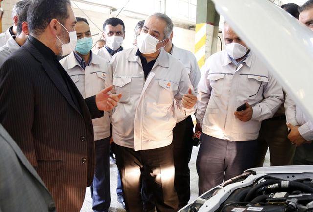 موضوع احتکار خودرو در گروه خودروسازی سایپا منتفی است/ کمک وزارت صمت برای تسریع در ترخیص قطعات خودرو در بنادر