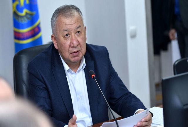 نخست وزیر قرقیزستان استعفا داد