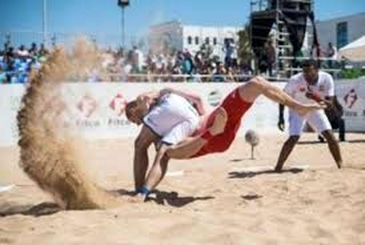 اردوی تیم ملی کشتی ساحلی در زنجان