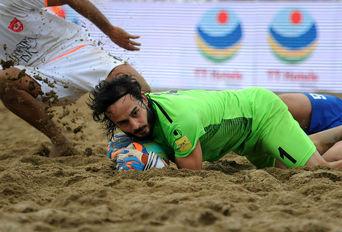 روز سوم رقابت های فوتبال ساحلی جام باشگاههای جهان