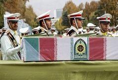 پیکر شهدای نیروی انتظامی فردا تشییع می شود