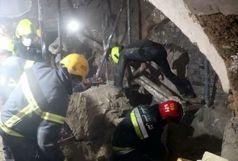 ریزش چاه در اصفهان ۲کشته برجاگذاشت