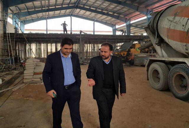 538طرح صنعتی در حال ساخت وساز در قزوین هستند