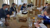 گفت و گوهای سیاسی ایران و اوکراین به ریاست عراقچی-ینین برگزار شد