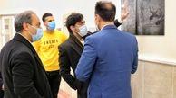 برپایی نمایشگاه عکس دانشجویان مرکز علمی کاربردی زرینشهر، با موضوعیت کرونا