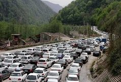 ترافیک سنگین در راه های مواصلاتی تهران