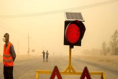 غلظت غبار در هوای زابل به 20 برابرحد مجاز رسید