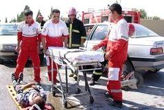 به 32 حادثه دیده توسط هلال احمر البرز امداد رسانی شد