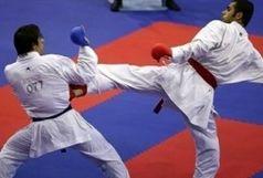 مبارزه 763 کاراتهکا روی تاتامی برلین