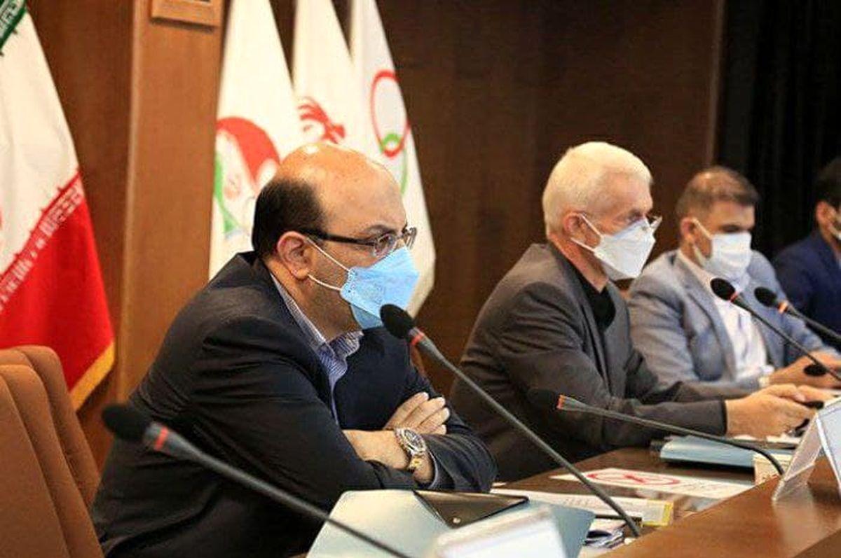 مجمع عمومی سالیانه فدراسیون ورزشهای جانبازان و معلولین برگزار شد