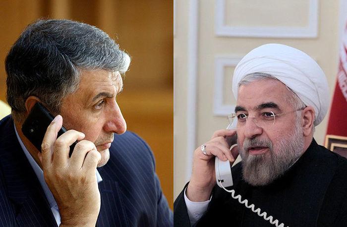 دستور رئیس جمهوری مبنی بر تکمیل آزادراه کنارگذر جنوبی تهران
