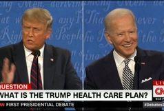 بازنده بزرگ نخستین مناظره ترامپ و بایدن مشخص شد!