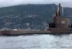 یک زیردریایی با ۵۳ خدمه گم شد