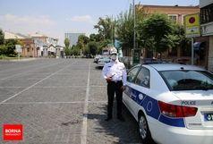 جدیدترین تصاویر از اعمال ممنوعیتها و محدودیتها در پایتخت