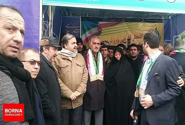 ٢٢ بهمن روز شکوفایی انقلاب اسلامی است