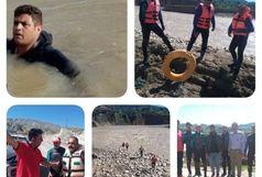 تلاش غواصان لرستانی برای پیدا کردن جسد جوان غرق شده در رودخانه