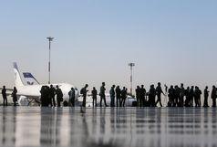 پرواز تهران - آمستردام  به دلیل ایست قلبی مرد 30 ساله در تبریز فرود آمد