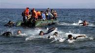 ۱۱ مهاجر غرق شدند
