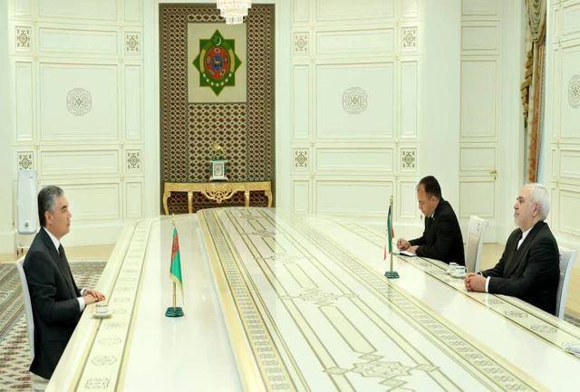 روابط ایران و ترکمنستان بررسی شد