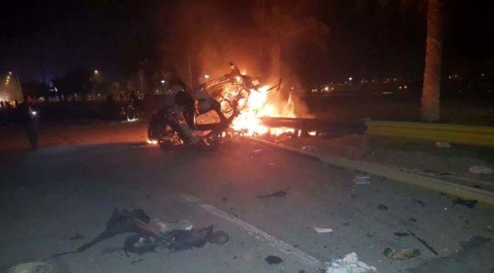توضیحات پلیس در مورد پیگرد ۳۶ نفری که در ترور سپهبد سلیمانی دست داشتند