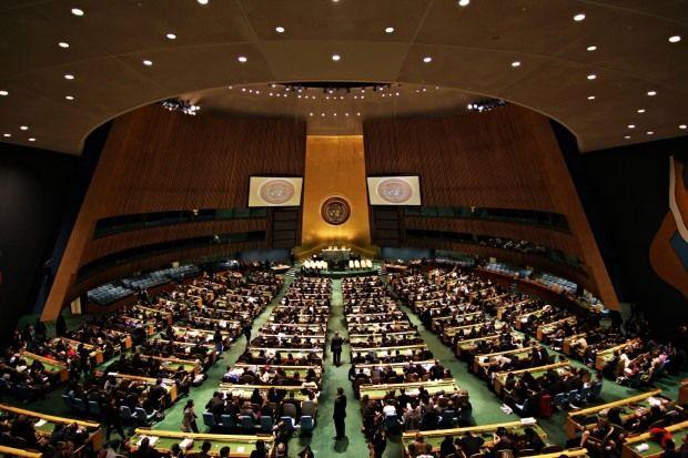 نامه ایران علیه تحریم سازمان فضایی به سازمان ملل ارسال شد