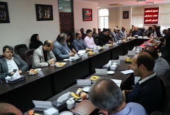 مجمع انتخابات هیات بسکتبال استان گلستان