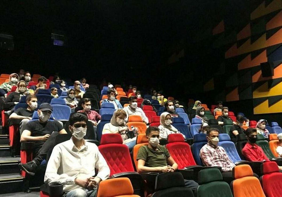 سینما هویزه با اکران فیلم خارجی رکورد فروش در روزهای کرونا را شکست