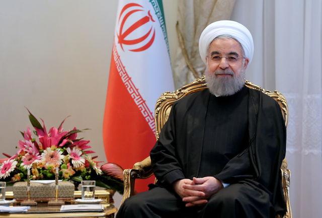دکتر روحانی سالروز استقلال توگو را تبریک گفت