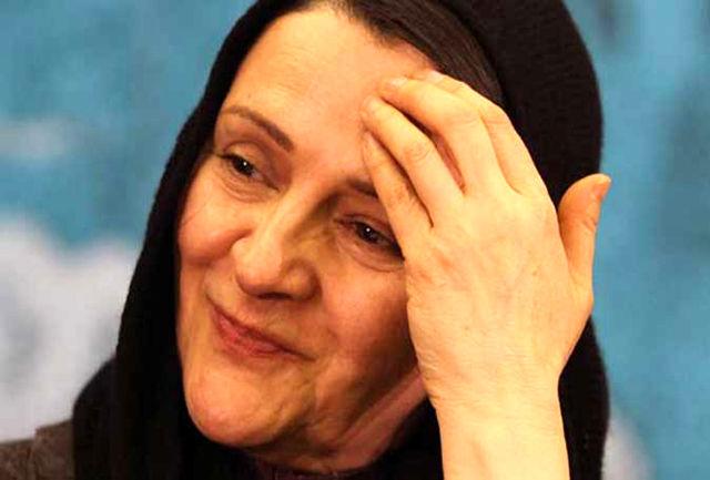گلاب آدینه در جشن حافظ/ببینید