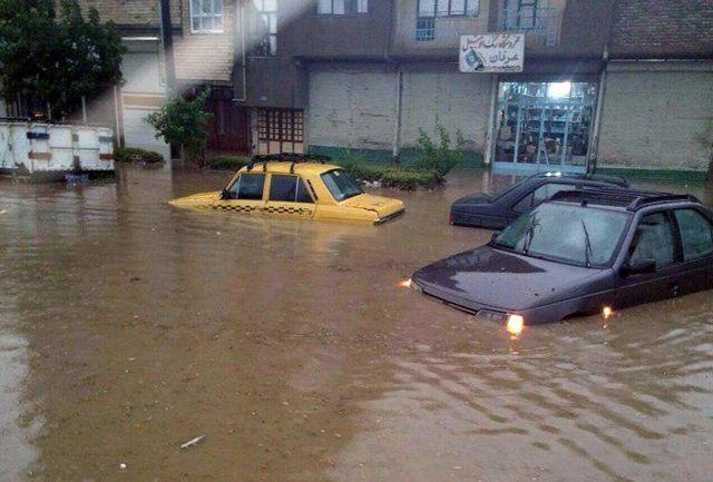 سخنگوی سازمان امداد و نجات اعلام کرد: وقوع سیل و آبگرفتگی در برخی استانهای کشور