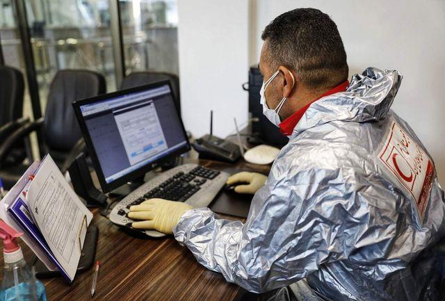 پایش بیش از 342 هزار نفر در مبادی مرزی کشور