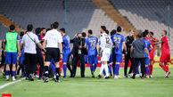 محرومیت غلامپور به خاطر حمله به بازیکن پرسپولیس