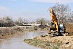 امسال بیش از ۴۱ کیلومتر از رودخانه های منتهی به دریاچه ارومیه لایروبی می شود