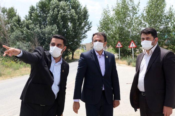 معاون استاندار آذربایجان غربی از پارک علم و فناوری بازدید کرد