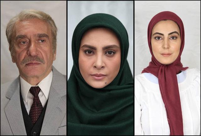 داریوش کاردان، حدیثه تهرانی و نیلوفر شهیدی هم به سریال کاوری پیوستند