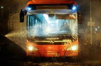 تعطیلی ناوگان اتوبوسرانی تهران هنوز ابلاغ نشده است/ تصمیم گیری  با دولت است