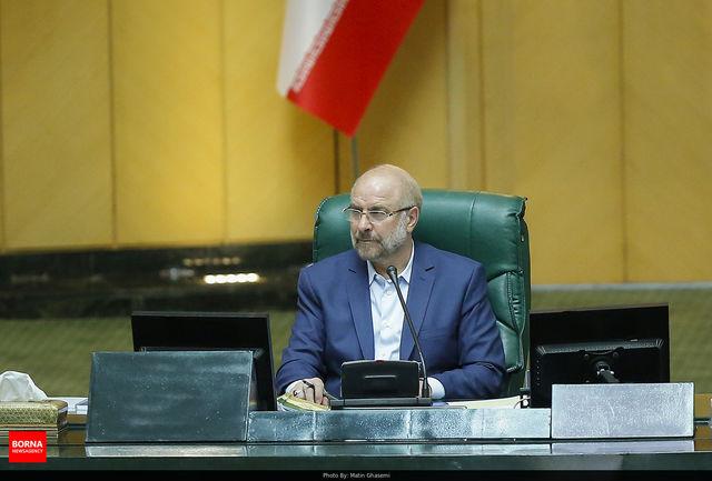 رئیس مجلس شورای اسلامی درگذشت علی مرادخانی را تسلیت گفت