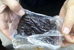 انهدام باند قاچاق مواد مخدر با کشف 102 کیلو تریاک