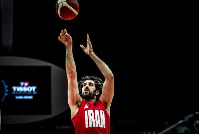 صمد نیکخواه بهرامی پرچم دار ایران در المپیک توکیو شد