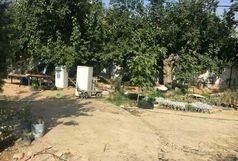 هفت هزار و 500 متر از باغات شهرداری منطقه 5 رفع تصرف شد