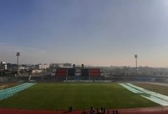 ورزشگاه قدس آماده دیدار پیکان و استقلال+ عکس