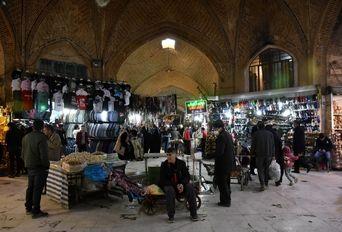 بازار شب عید در اراک