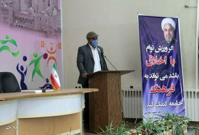 میثم پاریزی مدیرکل ورزش و جوانان استان کرمان، یک حامی ویژه برای جوانان است