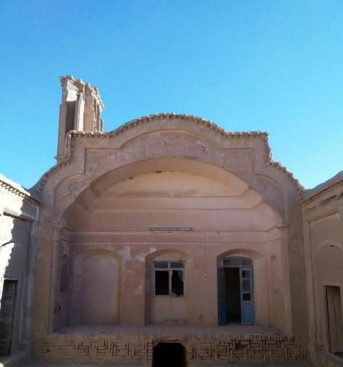 ثبت خانه تاریخی احمدنژاد جزین بجستان در فهرست آثار ملی ایران
