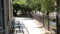 پیاده راه حاشیه رودخانه کرج آماده بهره برداری است