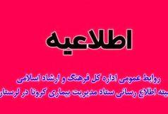 ممنوعیت چاپ آگهیهای ترحیم توسط چاپخانه داران در لرستان