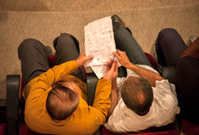 گردهمایی اهالی تئاتر در حمایت هنرمندان مبتلا به بیماری های خاص