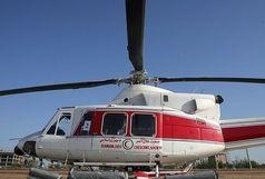 هشت فروند بالگرد اورژانس اربعین در ایلام مستقر میشوند
